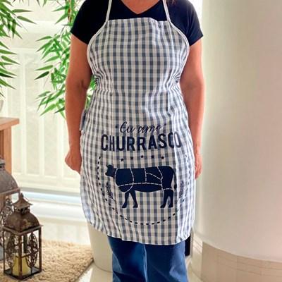 Avental Para Cozinha e Churrasco Divertido