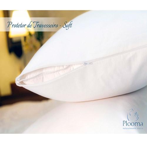 Capa Protetora Para Travesseiro Soft Plooma