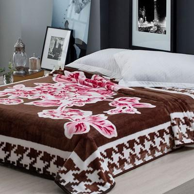 Cobertor Casal Corttex Home Design Raschel Olívia