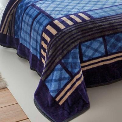 Cobertor Casal Jolitex Dyuri Toque Extra Macio Estampado