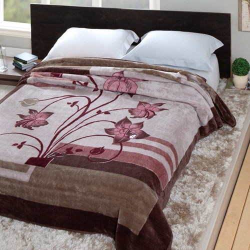Cobertor Casal Jolitex Raschel Alpine Kyor