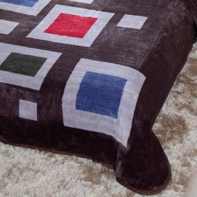 Cobertor Casal Jolitex Raschel Baltra Kyor