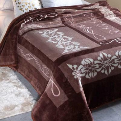 Cobertor Casal Jolitex Raschel Kyor Estampado