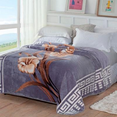 Cobertor Casal Jolitex Raschel Kyor Estampado III
