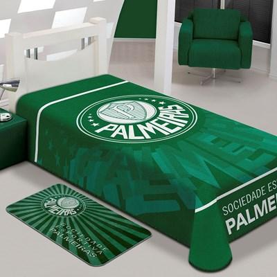 Cobertor Casal Jolitex Raschel Palmeiras