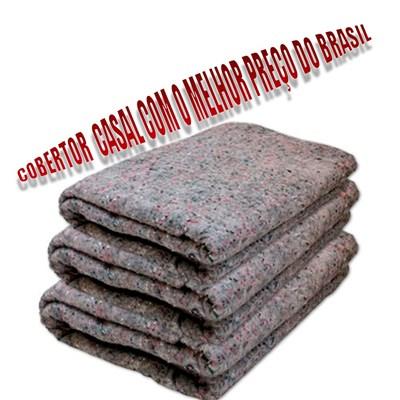 Cobertor Casal Para Doação
