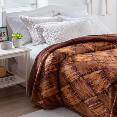 Cobertor Casal Toque Extra Macio Dyuri Jolitex Estampado II