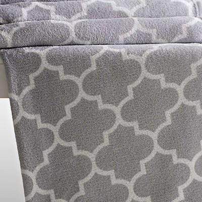 Cobertor de Microfibra Casal Home Design Corttex Estampada