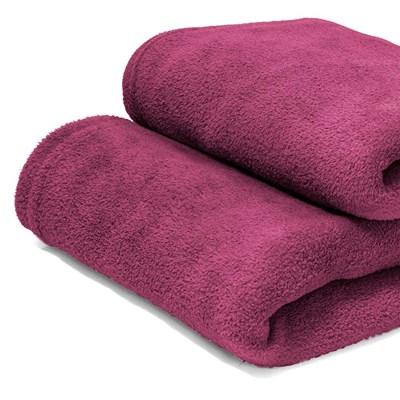 Cobertor de Microfibra Casal Home Design Corttex Lisa