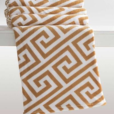 Cobertor de Microfibra King Home Design Corttex Estampada