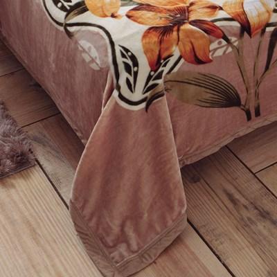 Cobertor Jolitex Casal  Dupla Face 1,80 x 2,20m Double Action