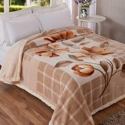 Cobertor Jolitex King Dupla Face 2,20 x 2,40m Cris