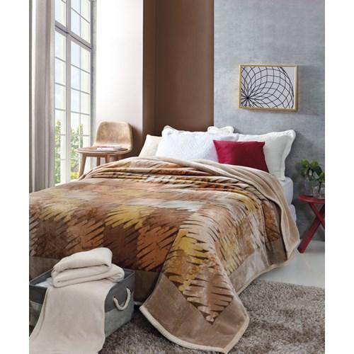 Cobertor Jolitex King Dupla Face 2,20 x 2,40m Suez