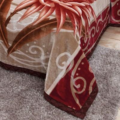 Cobertor Jolitex King Dupla Face 2,20 x 2,40m Tebas