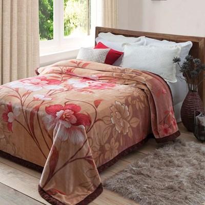 Cobertor Jolitex King Dupla Face 2,20 x 2,40m Tinis