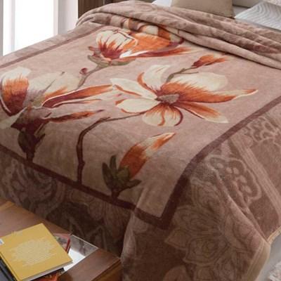 Cobertor Jolitex Pelo Alto Casal 1,80 x 2,20m Antique