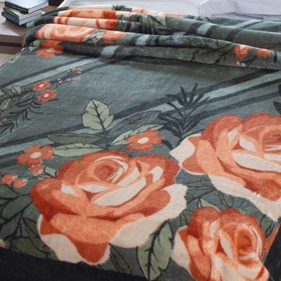 Cobertor Jolitex Pelo Alto Casal 1,80 x 2,20m Aromas