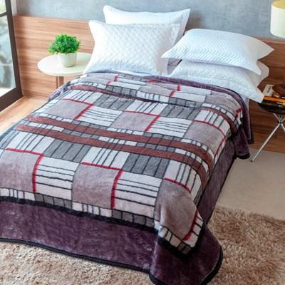 Cobertor Jolitex Pelo Alto Casal 1,80 x 2,20m Invernes