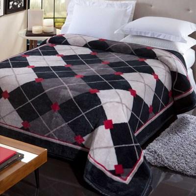 Cobertor Jolitex Pelo Alto Casal 1,80 x 2,20m Nobre
