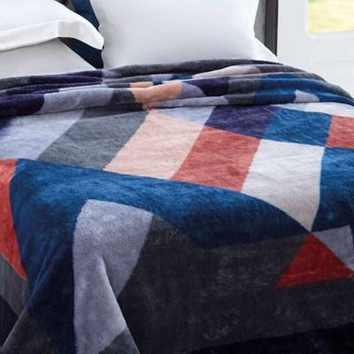 Cobertor Jolitex Pelo Alto King 2,20 x 2,40m Avenidas