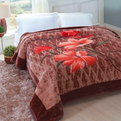 Cobertor Jolitex Pelo Alto King 2,20 x 2,40m Lucerna