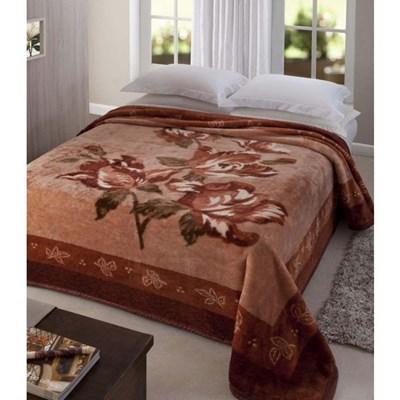 Cobertor Jolitex Pelo Alto King 2,20 x 2,40m Montreal