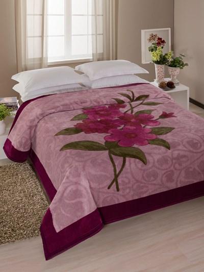 Cobertor Jolitex Pelo Alto King 2,20 x 2,40m Valparaiso