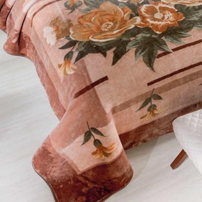 Cobertor Jolitex Raschel Casal 1,80 x 2,20m Allegro