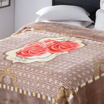 Cobertor Jolitex Raschel Casal 1,80 x 2,20m Baltico
