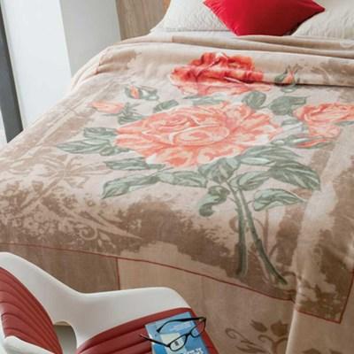 Cobertor Jolitex Raschel Casal 1,80 x 2,20m Elegance