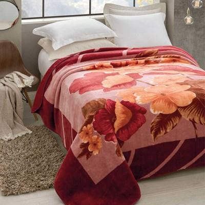 Cobertor Jolitex Raschel Casal 1,80 x 2,20m Esperance