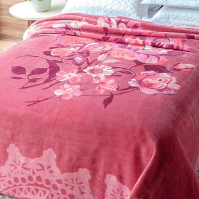 Cobertor Jolitex Raschel Casal 1,80 x 2,20m Essencia