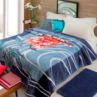 Cobertor Jolitex Raschel Casal 1,80 x 2,20m Miquerinos