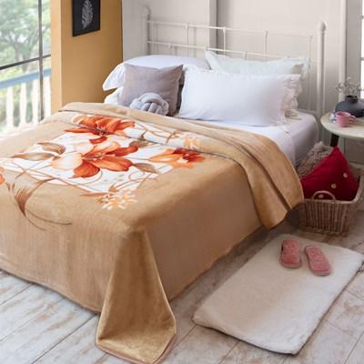 Cobertor Jolitex Raschel Casal 1,80 x 2,20m Molino