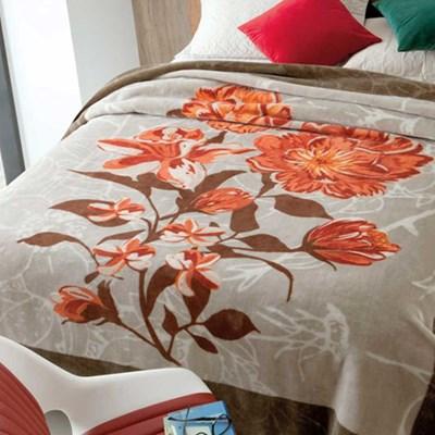 Cobertor Jolitex Raschel Casal 1,80 x 2,20m Renascensse