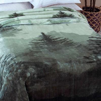 Cobertor Jolitex Raschel King 2,20 x 2,40m Colina