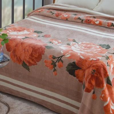 Cobertor Jolitex Raschel King 2,20 x 2,40m Cristalo