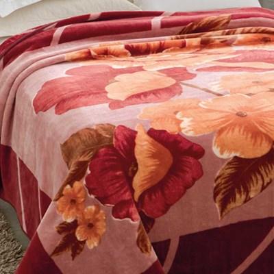 Cobertor Jolitex Raschel King 2,20 x 2,40m Esperance