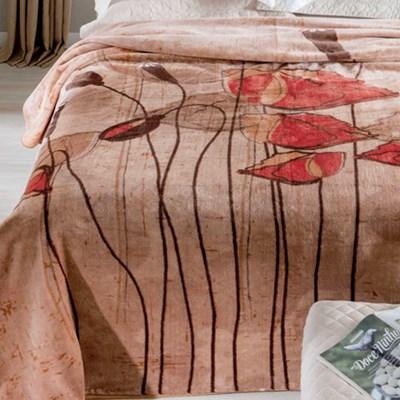 Cobertor Jolitex Raschel King 2,20 x 2,40m Graciosas
