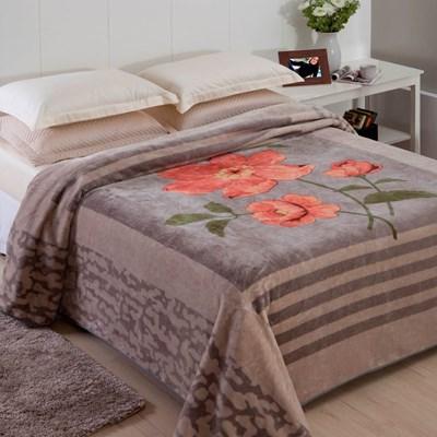 Cobertor Jolitex Raschel King 2,20 x 2,40m Paris