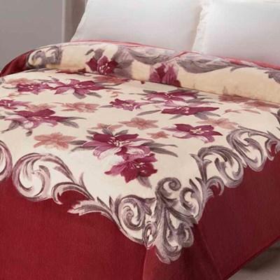Cobertor King Jolitex Raschel Kyor Estampado