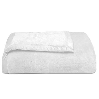 Cobertor Soft 480g Premium Luxo Queen Naturalle
