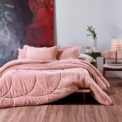 Edredom Casal Altenburg Blend Elegance Plush Premium