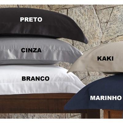 Fronha Avulsa 100% Algodão 300 fios Satinee Kacyumara