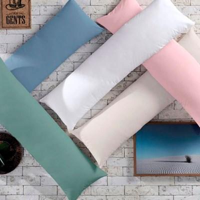 Fronha Avulsa Body Pillow Altenburg Toque Acetinado