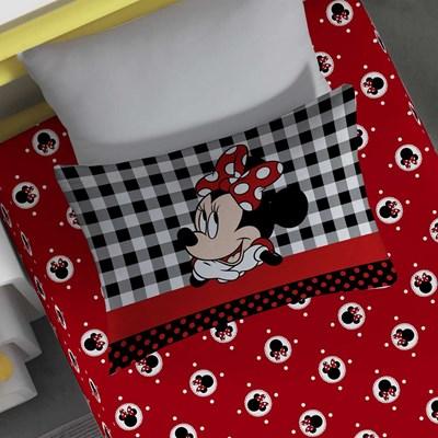 Fronha Mickey e Minnie Disney Malha Portallar