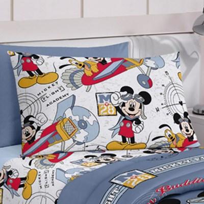 Jogo de Lençol Disney Infantil 100% Algodão Santista