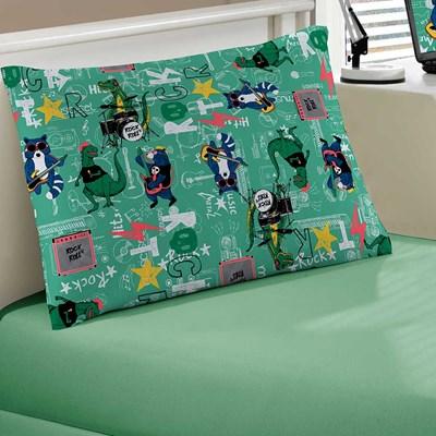 Jogo de lençol Infantil Malha 100% Algodão PortalPlay