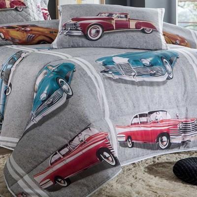 Jogo de Lençol Solteiro Cars Happy Day Sultan