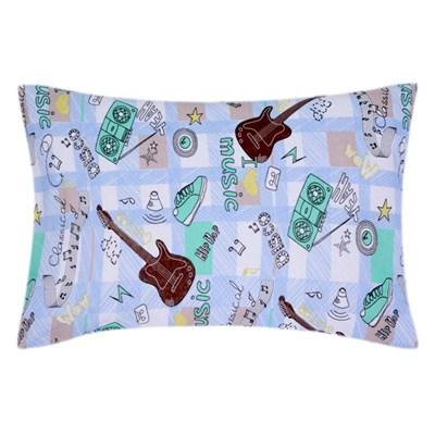 Jogo de lençol Solteiro Infantil Malha 100% Algodão 2 Peças